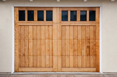 Garage Doors Can Affect The Curb Appeal Of Your Home